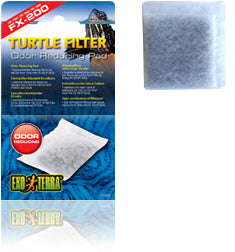Exo Terra Turtle Filter Odour Reducing Pad - Reptiles UK