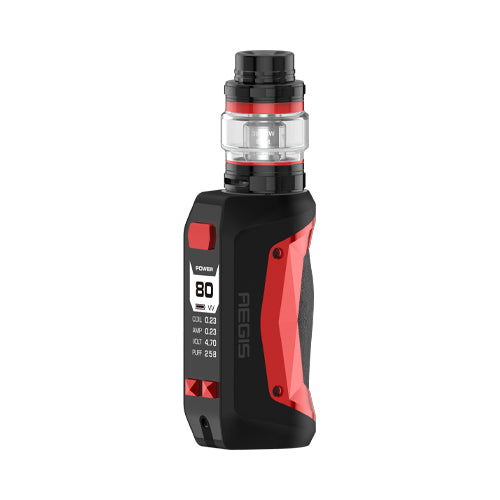 Aegis Mini Kit - Geek Vape - Black Red