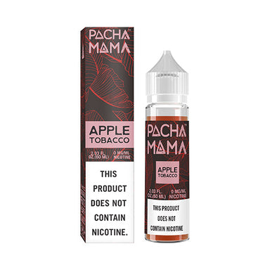 Apple Tobacco - Pacha Mama Salts SubOhm - Charlies Chalk Dust - 60ml