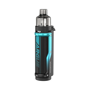 Argus Pro Pod Kit - Voopoo - Litchi Leather Blue