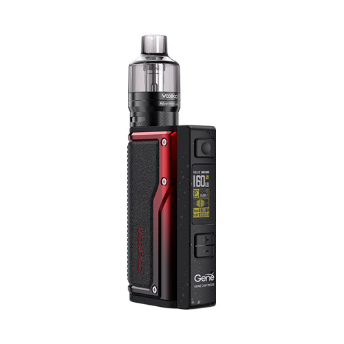 Argus GT Kit PnP Pod Tank - Voopoo - Black and Red