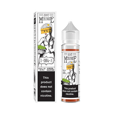 Aunt Meringue - Charlies Chalk Dust - 60ml