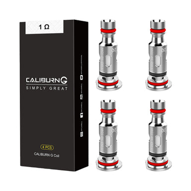 Caliburn G Coil Replacement - Uwell - 1.0ohm