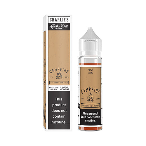 Campfire Smores - Charlies Chalk Dust - 60ml