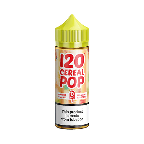 Cereal Pop - Mad Hatter - 120ml