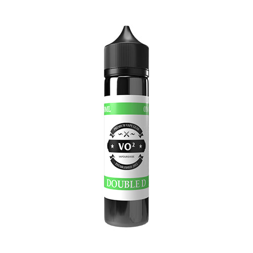 Double D - VO2 House Blend - 60ml