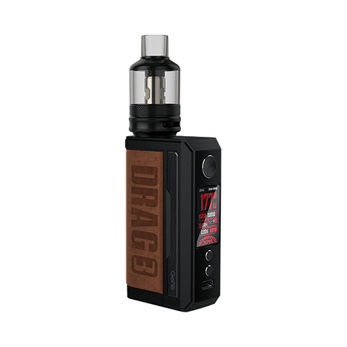 Drag 3 Kit TPP Pod Tank - Voopoo - Sandy Brown
