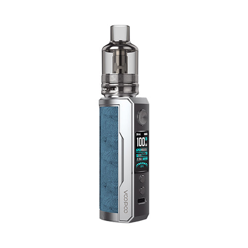 Drag X Plus Kit TPP Pod Tank - VooPoo - Prussian Blue