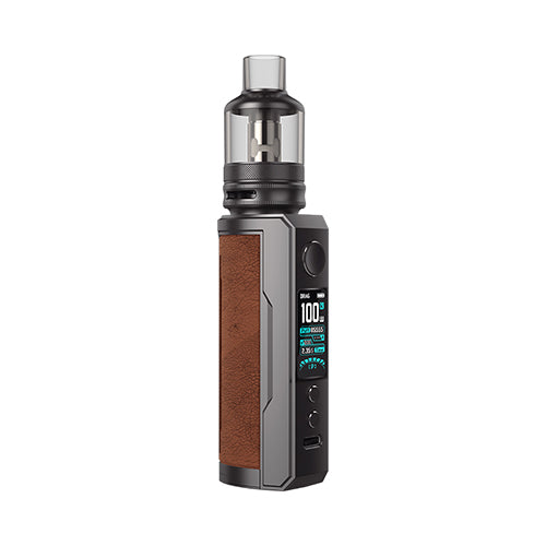 Drag X Plus Kit TPP Pod Tank - VooPoo - Sandy Brown