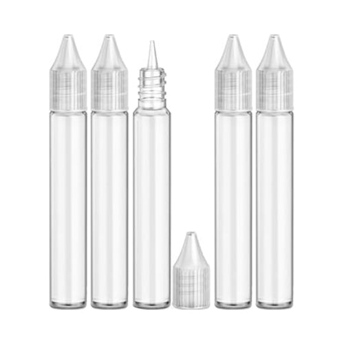 Empty Unicorn Bottles - 15ml - 5 Pack