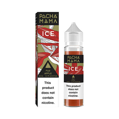 Fuji Apple - Pacha Mama Ice - Charlies Chalk Dust - 60ml