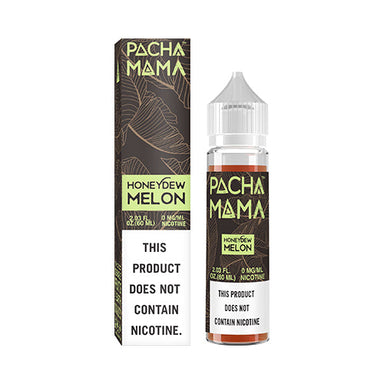 Honeydew Melon - Pacha Mama Salts SubOhm - Charlies Chalk Dust - 60ml