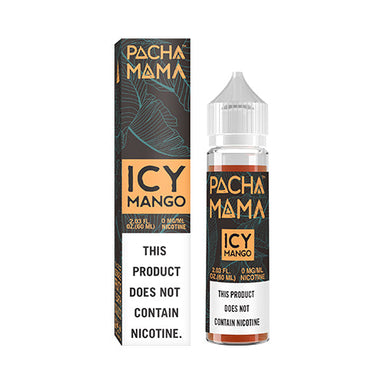 Icy Mango - Pacha Mama Salts SubOhm - Charlies Chalk Dust - 60ml