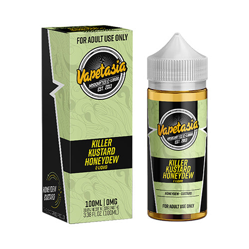 Killer Kustard Honeydew - Vapetasia - 100ml