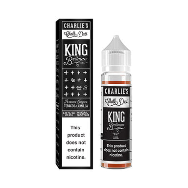 King Bellman - Charlies Chalk Dust - 60ml