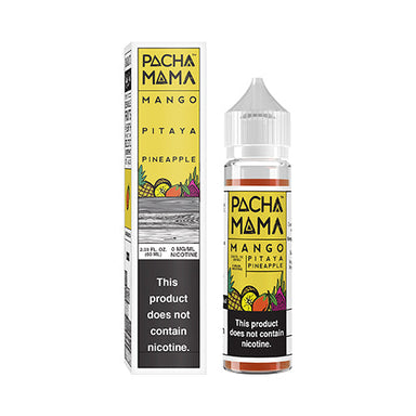 Mango Pitaya Pineapple - Pacha Mama - Charlies Chalk Dust - 60ml