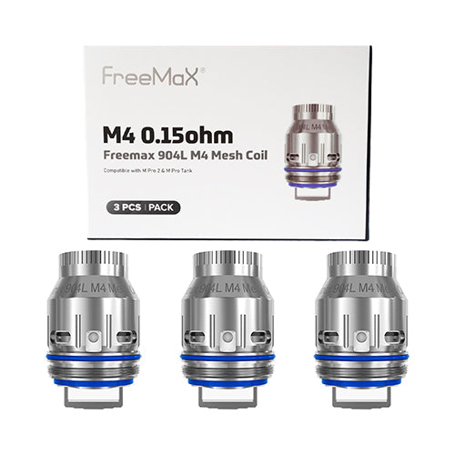 Mesh Pro 2 Replacement Coils - Freemax - M4