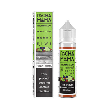 Mint Honeydew Berry Kiwi - Pacha Mama - Charlies Chalk Dust - 60ml