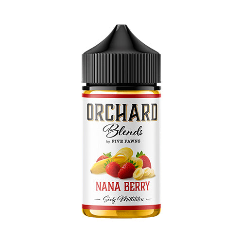 Nana Berry - Orchard Blends - Five Pawns - 60ml