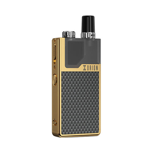 Orion Pod System - Lost Vape - Gold Carbon