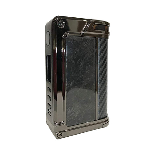 Paranormal DNA250C - LVE - Lost Vape - Gun Metal - Chopped Carbon Fiber - Grey Kevlar
