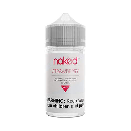 Strawberry - Fusion - Naked 100 - 60ml