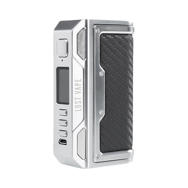 Thelema DNA250C - Lost Vape - SS - Carbon Fiber