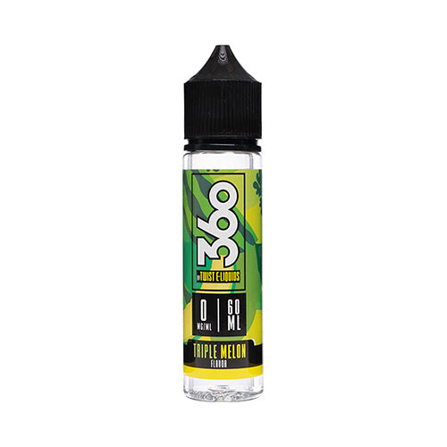 Triple Melon - 360 - Twist E-liquids