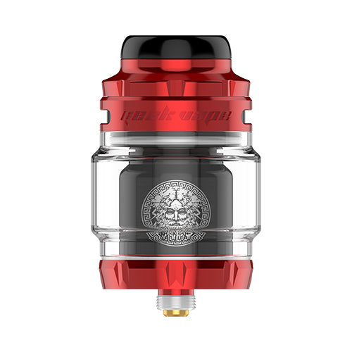 Zeus X Mesh RTA - Geek Vape - Red Black