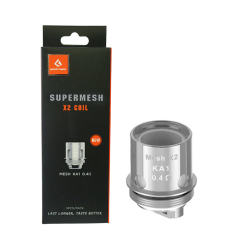 Supermesh X2 Coils Geek Vape
