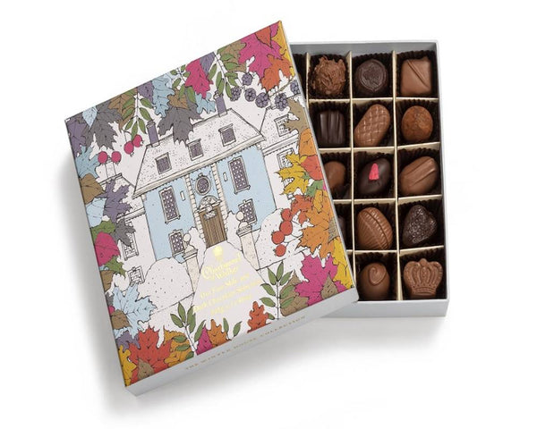 Winter House - Fine Milk and Dark Chocolate and Truffle Selection