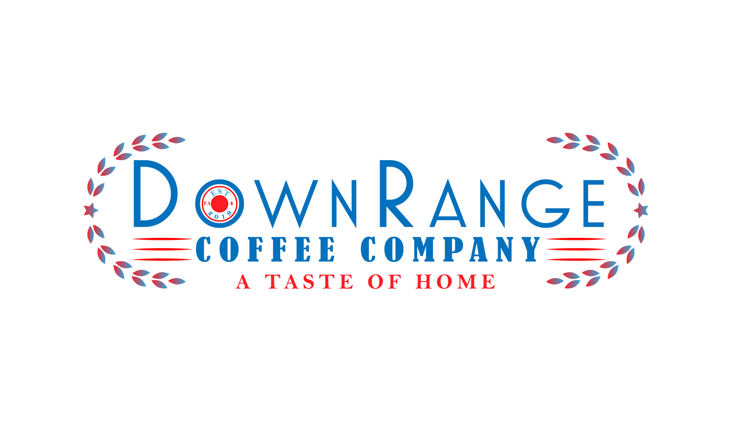 DownRange Coffee Company Gift Cards