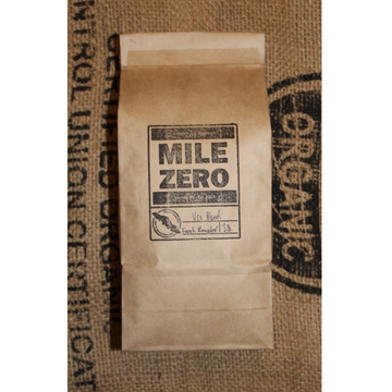 Victoria Blend - Dark Roast - Mile Zero Coffee (0.5Lb)