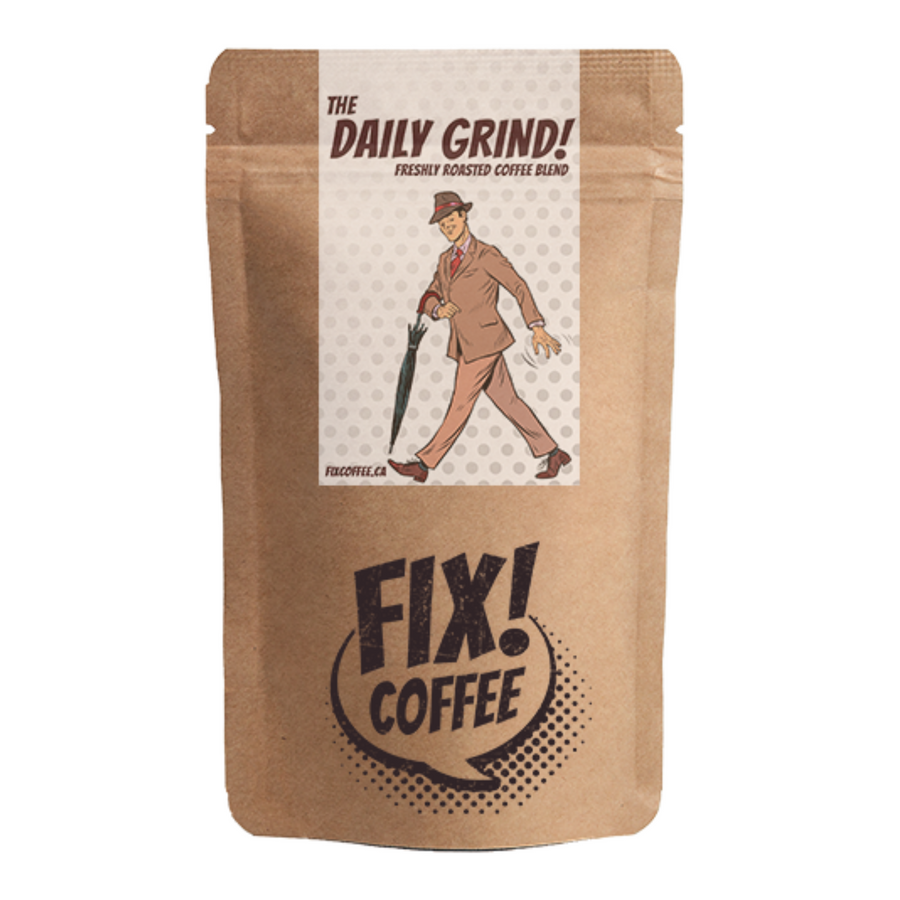 The Daily Grind - FIX Coffee (1 Lb) - Whole Bean