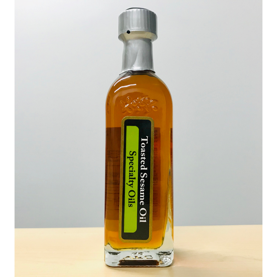 Toasted Sesame Oil (60ML) - Victoria Olive Oil Co