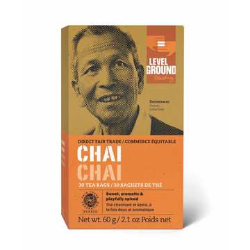 Chai Tea - Level Ground