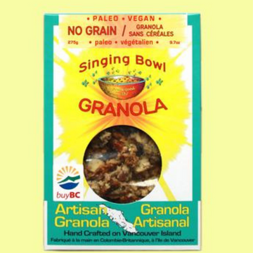 No Grain Granola - Paleo & Vegan
