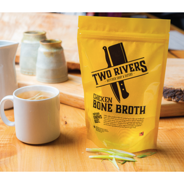Chicken Bone Broth (750ml)