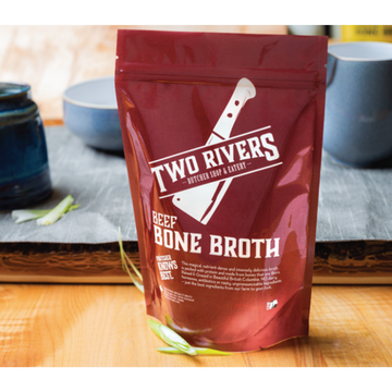 Beef Bone Broth (750ml)