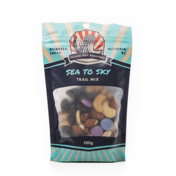 Sea to Sky Trail Mix (100g) - Island Nut Roastery