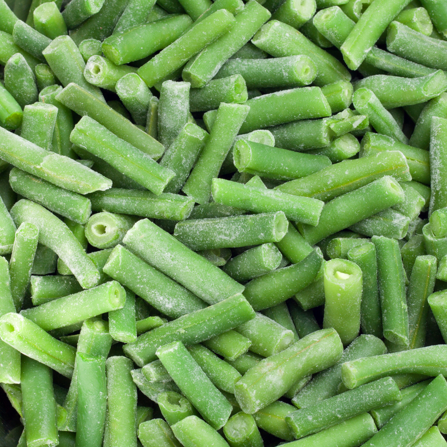 Frozen Cut Green Beans (4.4Lb)