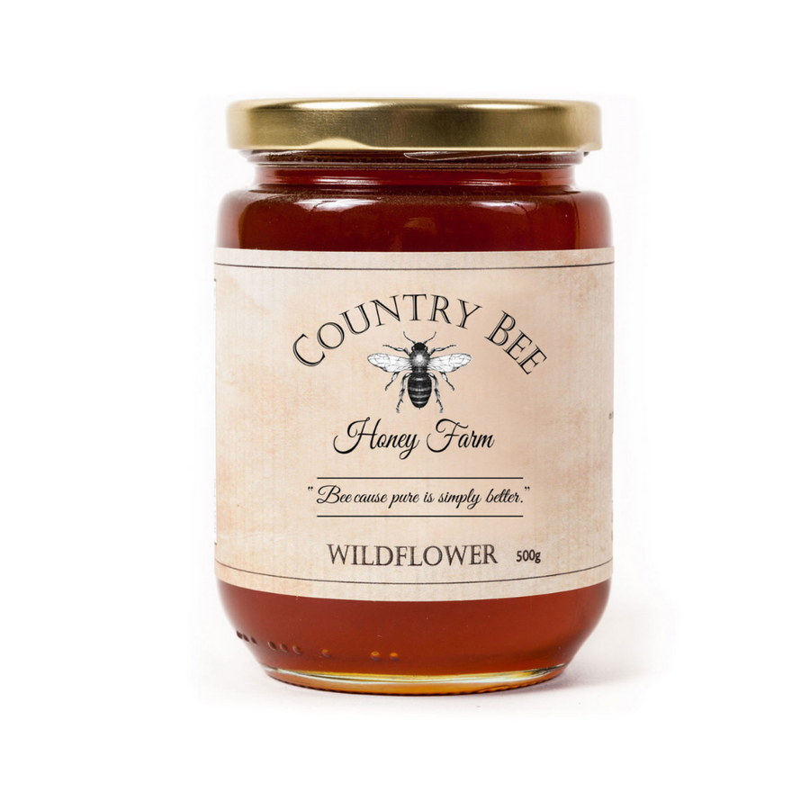 Wildflower Honey - Country Bee Honey