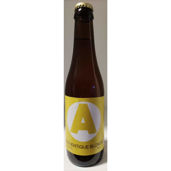 Authentique - Bière  Blonde