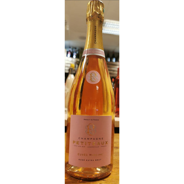 Champagne Petiteaux -  Extra Brut Rose