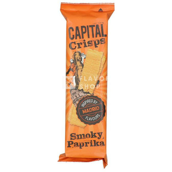 Chips Long Smoky Paprika - Capital