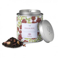 "Thé Noir Whittard "" English Rose Caddy Tea Discoveries 100g "" - Épices et vous Tournai"