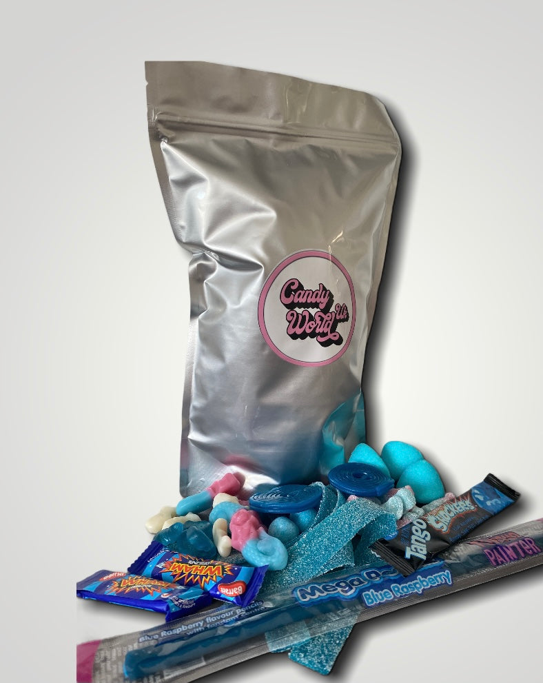 (THE BLUE ONE) 1kg Pick n Mix Bag