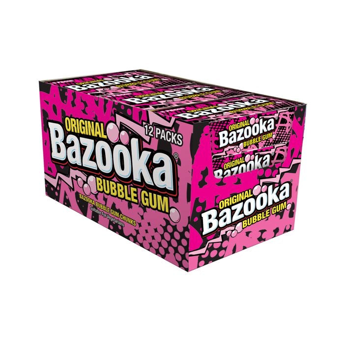 Bazooka Original Bubblegum Wallet 33g