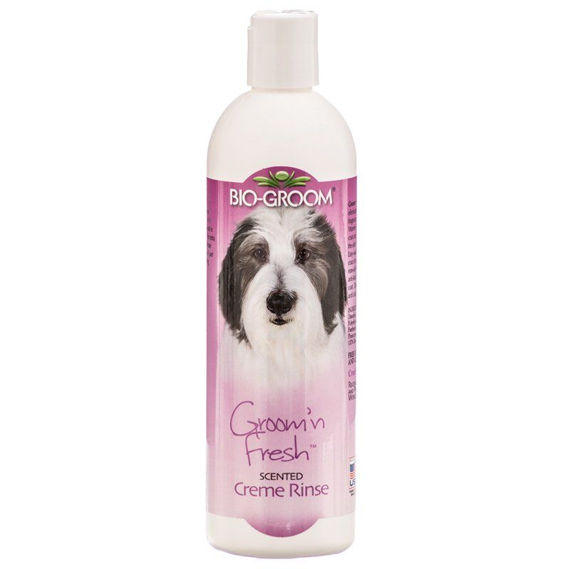 Bio Groom Groom N Fresh Scented Cr?me Rinse Conditioner