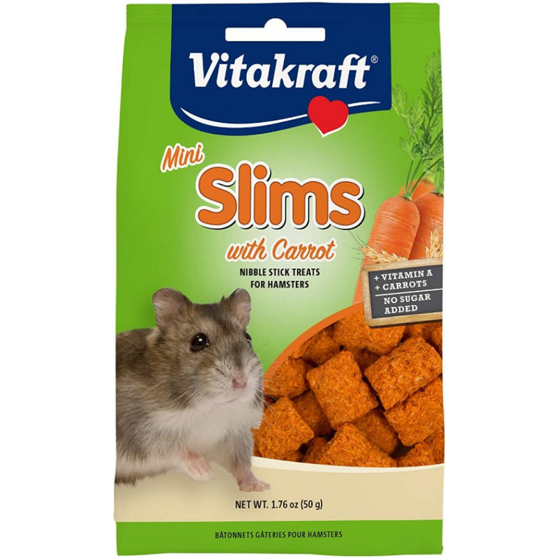 VitaKraft Slims with Carrot for Hamsters